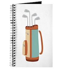 Golf Bag Journal