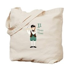 11 PiPeRS PiPiNG Tote Bag