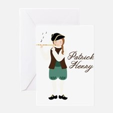 Patrick Henry Greeting Cards