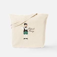 Patrick Henry Tote Bag