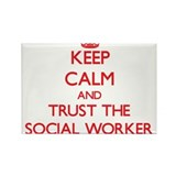 Social worker Magnets