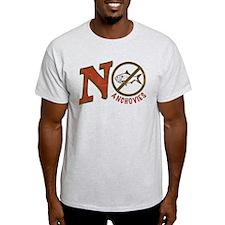 No Anchovies T-Shirt