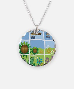 BEES in the GARDEN Necklace
