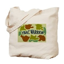 vbac warrior Tote Bag