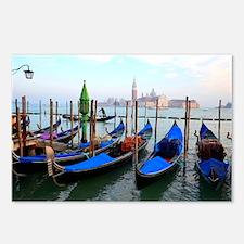 Gondolas Postcards (Package of 8)