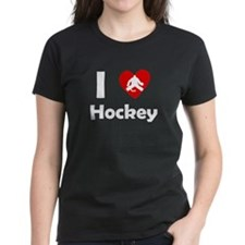 I Heart Hockey T-Shirt