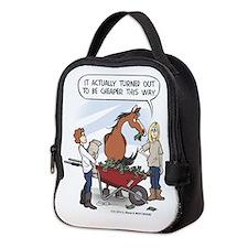 Cheaper This Way Neoprene Lunch Bag