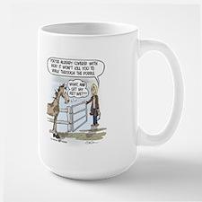 Puddle Shy Large Mug Mugs