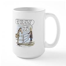 Puddle Shy Coffee MugMugs