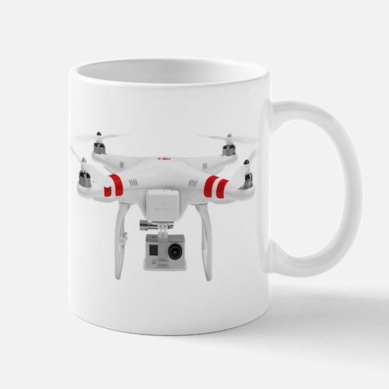 Dji Phantom Quadcopter Mugs