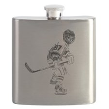 Trent's Hockey Flask