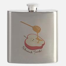 Shanah Tovah! Flask