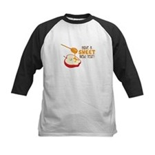 Have A SWEET New Year! Baseball Jersey