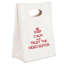 Keep Calm and Trust the Video Editor Canvas Lunch