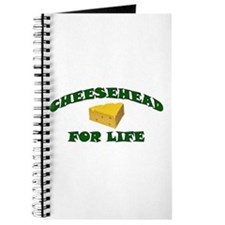 Cheesehead For Life Journal