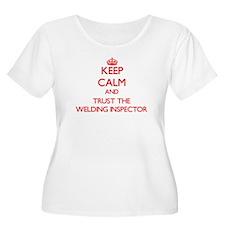 Keep Calm and Trust the Welding Inspector Plus Siz