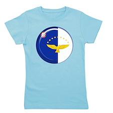 Azores islands flag Girl's Tee