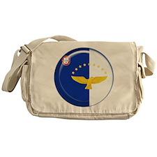 Azores islands flag Messenger Bag