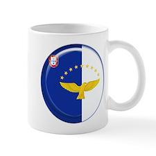 Azores islands flag Mug