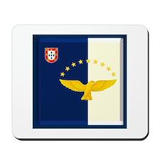 Azores islands flag Mousepad