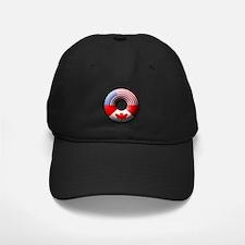 USA - Canada Baseball Hat