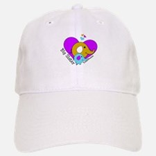 Big Sister Elephant Personalized Baseball Baseball Cap