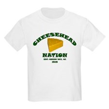 Cheesehead Nation T-Shirt
