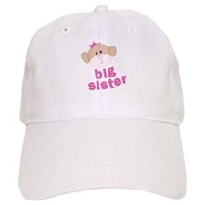 big sister monkey Baseball Cap