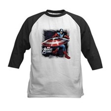 Captain America with Shield Tee