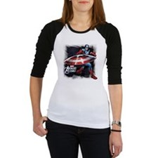 Captain America with Shield Shirt
