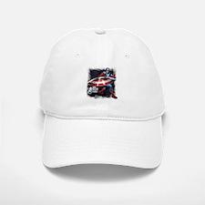 Baseball Baseball Captain America with Shield Baseball Baseball Cap