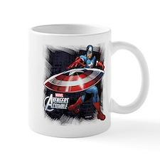 Captain America with Shield Mug