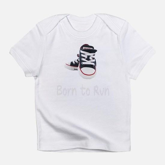 Cute Born to tri Infant T-Shirt