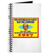 The Republican Party Has The Answers Journal