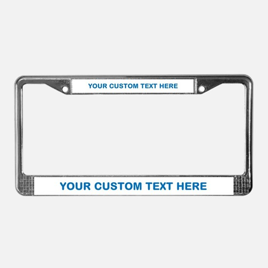 printable license plate template