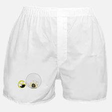 Introvert Hamster Ball Boxer Shorts
