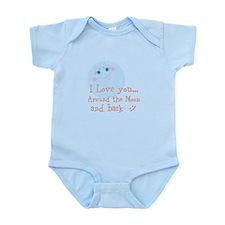 I Love You... Infant Bodysuit