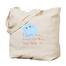 I Love You... Tote Bag