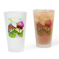 Candy Dreams Drinking Glass