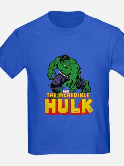 Hulk Reaching T
