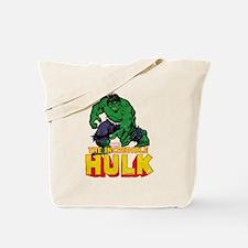 Hulk Reaching Tote Bag