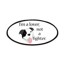 Pitbull Lover Patches