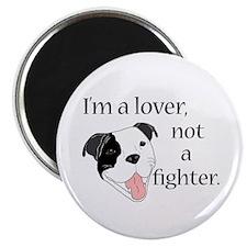 Pitbull Lover Magnets