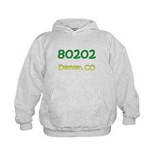 Denver, CO 80202 Hoodie