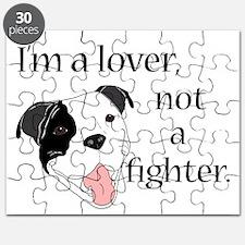 Pitbull Lover Puzzle