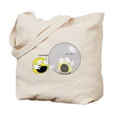 Introvert Hamster Ball Tote Bag
