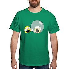 Introvert Hamster Ball T-Shirt