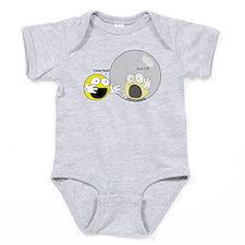 Introvert Hamster Ball Baby Bodysuit
