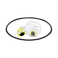 Introvert Hamster Ball Patch