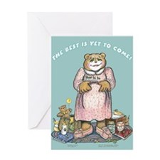 Mom to Be Greeting Cards
